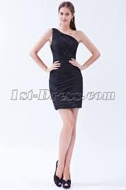 one shoulder simple little black dresses juniors 1st dress com