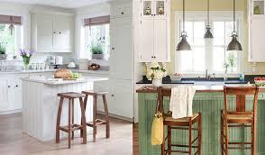 style de cuisine cuisine moderne 2018 conception de cuisine de style cottage