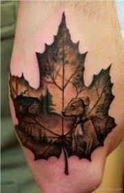 maple leaf tattoo google search tat ideas pinterest maple