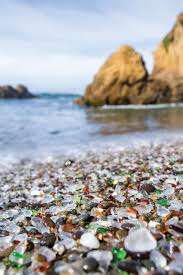 Glass Beach Off Boat And Offbeat Sea Magazine
