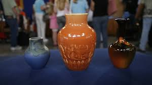 Rookwood Vase Value Rookwood Pottery Collection Antiques Roadshow Pbs