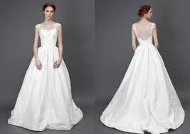 wedding dress batik cap sleeve dress safari