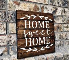 Personalized Wood Signs Home Decor 30 Best Etsy Shop Signs Images On Pinterest Shop Signs Painted