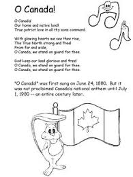 Soapstone English Template Canada Day I Spy Game Boredom Busters Printing And Activities