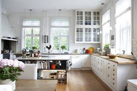 scandinavian style kitchen in style home design and architecture