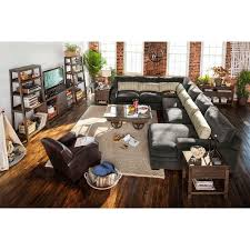 Sectional Sofa Pieces by Interior Gorgeous Lady Charcoal Sectional For Living Room