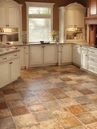 Tiled Kitchen Floors Ideas Black And White Tile Kitchen Floor Latest Creative Subway Tile