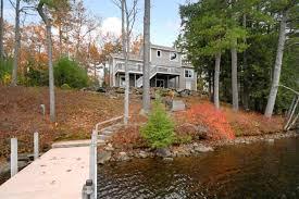 Squam Lake Waterfront Property Waterfront by Nh Lakes Region Real Estate Lake Winnipesaukee Waterfront Homes