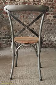 chaise m tal industriel table de bistrot en bois cool free plus de vues with table bistrot