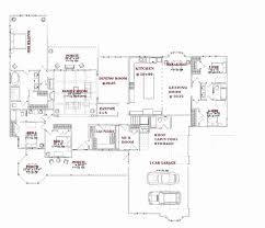 one story house plans with large kitchens one story house plans large kitchens e story 5 bedroom