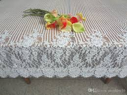 lace vinyl table covers 150 300cm oblong lace fabric jacquard tablecloths table cloths sofa