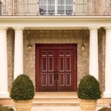 Jeld Wen Aluminum Clad Wood Windows Decor Exterior Door Options Monk S Design Studio