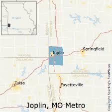 joplin mo map best places to live in joplin metro area missouri