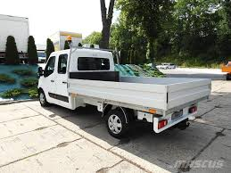 renault pickup truck used renault master skrzynia doka 7 miejsc a c service pickup
