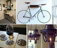 Cycling Home Decor Cycle Of Design 13 Bike Inspired Home Furnishings Webecoist