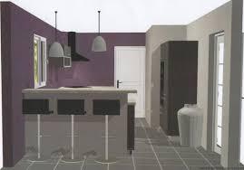 cuisine aubergine et gris emejing carrelage gris mur prune contemporary design trends 2017