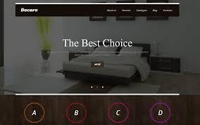home decor blogs wordpress latest interior design wordpress themes that will make you feel at