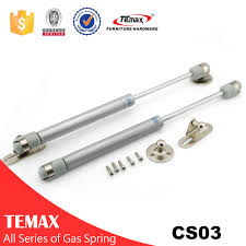 shanghai temax wholesale adjustable gas sping or metal cabinet