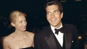 why carolyn bessette made jfk jr wait three weeks before agreeing