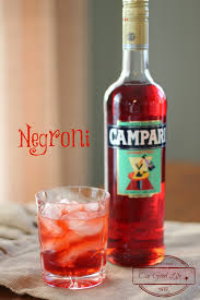 campari art our good life tipsy tuesday negroni