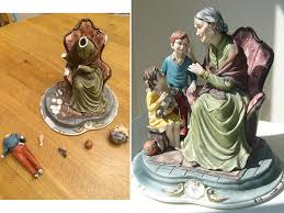 china ornament repairs china restorer marron c