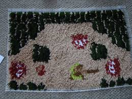 Latch Hook Rugs Zelda Latch Hook Rug Sprite Stitch
