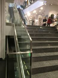 crushed by escalator trading hall and archeology