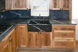 Soapstone Kitchen Countertops are soapstone countertops suitable for use in the kitchen