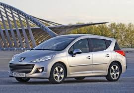 blue peugeot for sale used blue peugeot 207 sw cars for sale on auto trader uk
