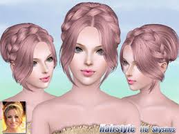 sims 3 hair custom content sims 3 female hair skysims hair 116 custom content download