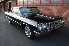 camaro ss 1964 1964 chevrolet impala ss 409 195965