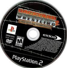 Backyard Wrestling 2 Ps2 Sony Playstation