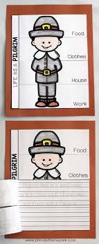 thanksgiving unit for kindergarten and grade