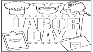 labor day coloring pages pdf coloring coloring page