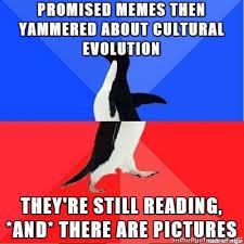 Selfish Meme - the selfish meme notes on liberty