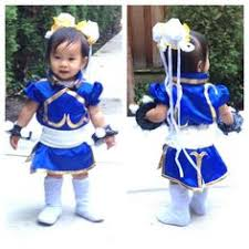 Halloween Costume 1 1 Baby Chun Li Halloween Costume