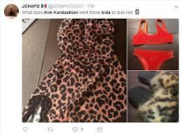 kim kardashian sparks outrage with u0027inappropriate u0027 new kids line