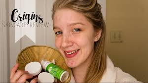Origins Skin Care Review Origins Skincare Review Youtube