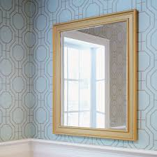 Wood Frames For Bathroom Mirrors - perfect frame for bathroom mirror on framed bathroom mirrors hom