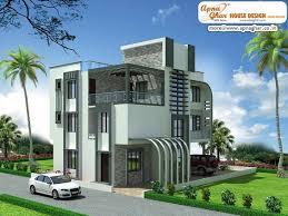 4 bedroom modern triplex 3 floor house design area 252 sq mts