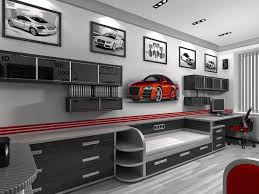 car bedroom kids room bedroom car themed boys room with cool design for wall