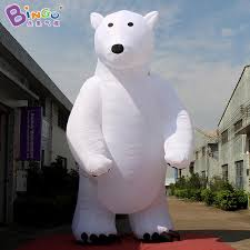 Outdoor Inflatables Outdoor Inflatables Polar Animal