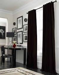 Black And White Window Curtains The Secrets To Creating A Beautiful Interior You Can Do It