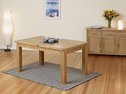 Solid Oak Extending Dining Table And 6 Chairs Perfect Oak Extendable Dining Table Solid Oak Extending Dining