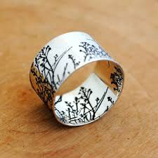 kif wedding band rings kif and katast a new contemporary design space featuring