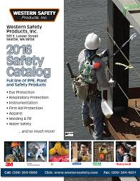 Safety Clothing Near Me Western Safety Products Safety Equipment Distributor Seattle