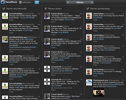 tweetdeck android to shut tweetdeck for android iphone and air also