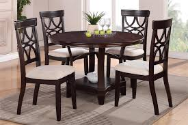 Round Dining Room Tables For 4 by Amazing Round Dining Table Sets For 4 78 With Additional Diy