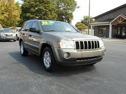 2006 jeep grand cherokee for sale carsforsale com