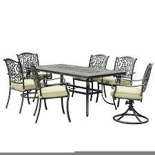 Hampton Bay Belleville 7 Piece Patio Dining Set - 50 7 piece patio set hampton bay marysville 7 piece patio dining